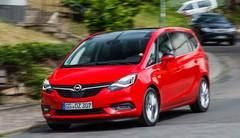 Essai Opel Zafira 2017 : grosse mise à jour
