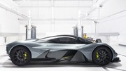 AM-RB 001 : quand Red Bull donne des ailes à Aston Martin !