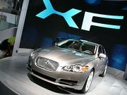 Jaguar XF : Nouvelle ère
