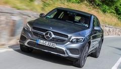 Essai Mercedes-Benz GLC Coupé : notre avis sur le rival du X4