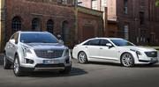 Cadillac débarque en Europe avec deux nouveaux modèles