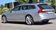 Essai Volvo V90 : le gentleman du déménagement