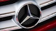 Une future berline électrique chez Mercedes en 2018 ?