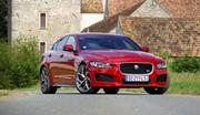 Essai Jaguar XE S (2015 - ) : Esprits rebelles