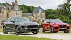 Essai  Jaguar F-Pace vs Porsche Macan : Duel de stars