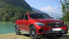 Essai Mercedes GLC Coupé 350d : un poids lourd face au BMW X4