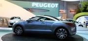 Francfort 2007: vidéo du stand Peugeot