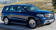 Essai Mercedes GLS 350d 4MATIC : Royal !