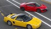 Honda : rumeurs sur la NSX Type R
