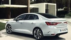 Renault Megane Sedan 2017 : La Mégane prend du coffre