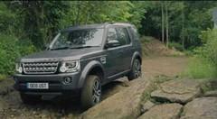 Land Rover teste le tout terrain autonome