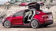 Tesla Model X 2016 : nouvelle entrée de gamme 60D