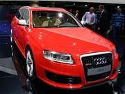 Audi RS6 : Toujours plus haut !