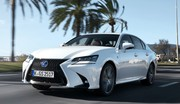 Essai Lexus GS 300h : L'outsider hybride