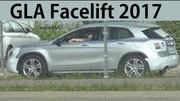 Le nouveau Mercedes GLA surpris en Allemagne