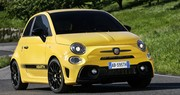 ABARTH 595 Competizione 180 ch (facelift) (2016 - ) : Ambitions sportives