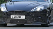 La future Aston Martin Vanquish S surprise en version coupé et Volante