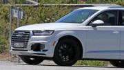 Premiers tours de roues pour l'Audi Q8 2018