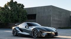 Toyota Supra 2018 : encore deux ans à attendre