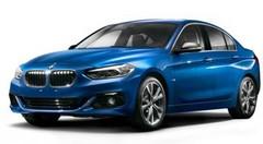 BMW dévoile sa petite berline Série 1 réservée à la Chine