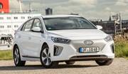 Hyundai Ioniq Électrique 2017 : survoltée et bon marché