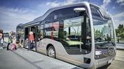 Mercedes-Benz présente un concept de bus autonome