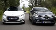 Essai : La Renault Clio restylée défie la Peugeot 208 !