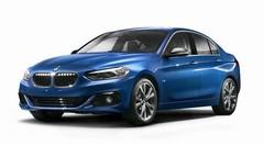 BMW Série 1 Sedan : en exclusivité pour la Chine