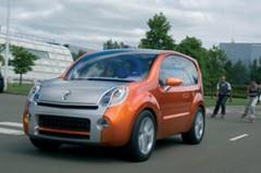 Renault présente le Kangoo Compact Concept