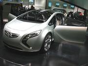 Opel Flextreme Concept : Rouler différent