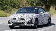 Audi A5 Cabriolet (2017) : rendez-vous au printemps 2017