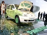 Fiat Panda Aria Concept : Deux cylindres, c'est mieux !