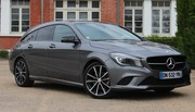 Essai Mercedes CLA Shooting Brake : un shoot à 1 000 balles