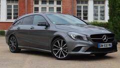Essai Mercedes CLA Shooting Brake : un shoot à 1 000 balles