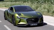 DS E-Tense : au volant de la future « Alpine électrique » de DS !