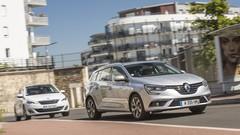 Essai Renault Mégane Estate (2016) vs Peugeot 308 SW