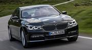 BMW 740e iPerformance : 4 cylindres sous le capot !