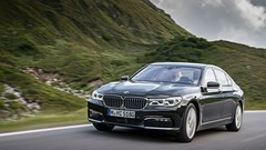 BMW 740e iPerformance : hybrides de grand luxe