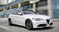 Alfa Romeo Giulia : une version essence 200 ch au catalogue