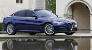 Alfa Romeo : la Giulia disponible en 200 ch essence