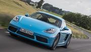 Essai Porsche 718 Cayman S : au volant du nouveau Cayman à 4 cylindres