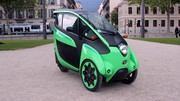 Essai Toyota i-Road : la mobilité de demain