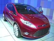 Ford Verve Concept : Une citadine pleine de verve