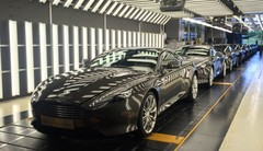 Les neuf dernières DB9 sont sorties de l'usine Aston Martin