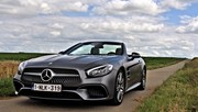 Essai Mercedes SL400 : Suprématie renforcée