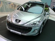 Peugeot 308 SW Prologue : Copie (quasi) conforme