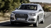 Essai Audi Q7 e-Tron : une question d'autonomie ?