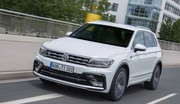 Essai Volkswagen Tiguan 2.0 TDI 240 R-Line : du tonus à tout prix
