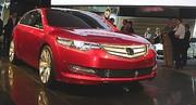 Honda Accord Tourer Concept : Un break qui a de la gueule