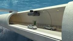 La Norvège propose un concept de tunnel submersible